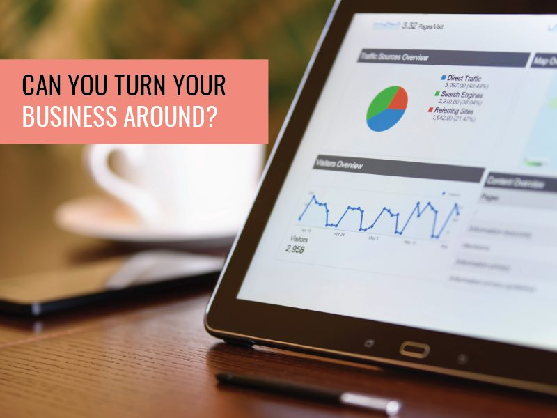 Can You Turn Your Business Around?