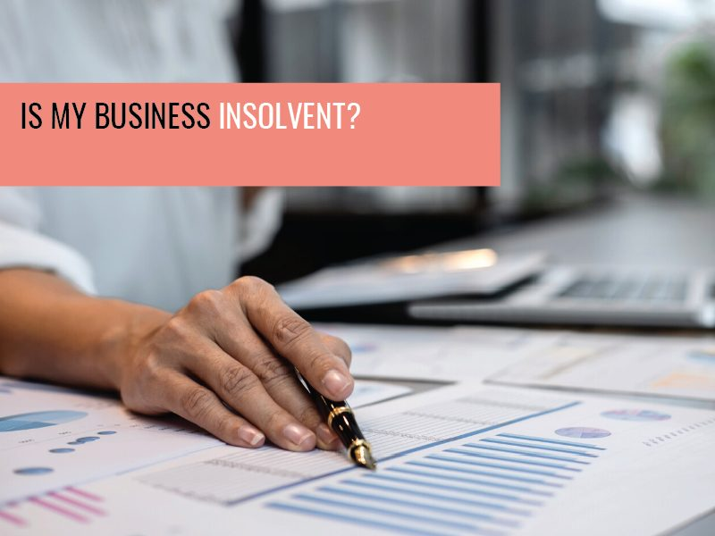 Is my Business Insolvent?