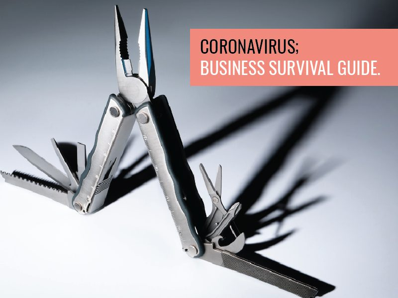 Coronavirus; Business survival guide