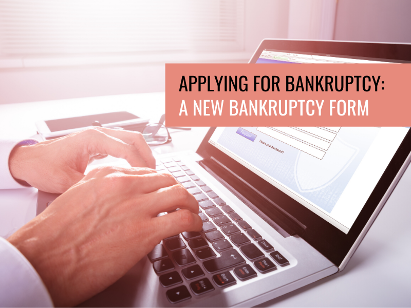 Applying for bankruptcy 800X600 - Pearce & Heers